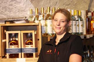 Sabine Scheffeler - Lager & Logistik